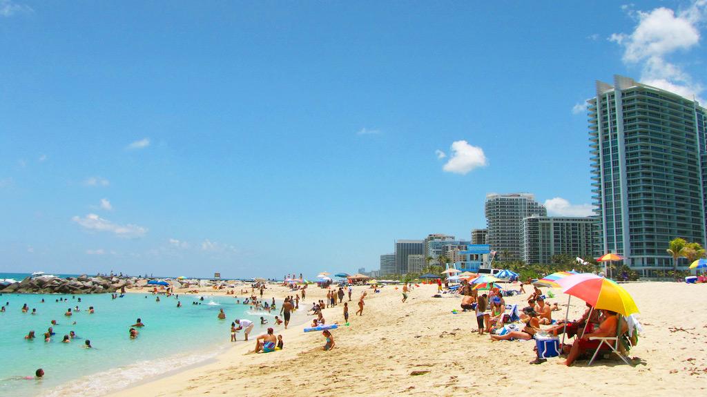 Haulover Beach, Майами-Бич