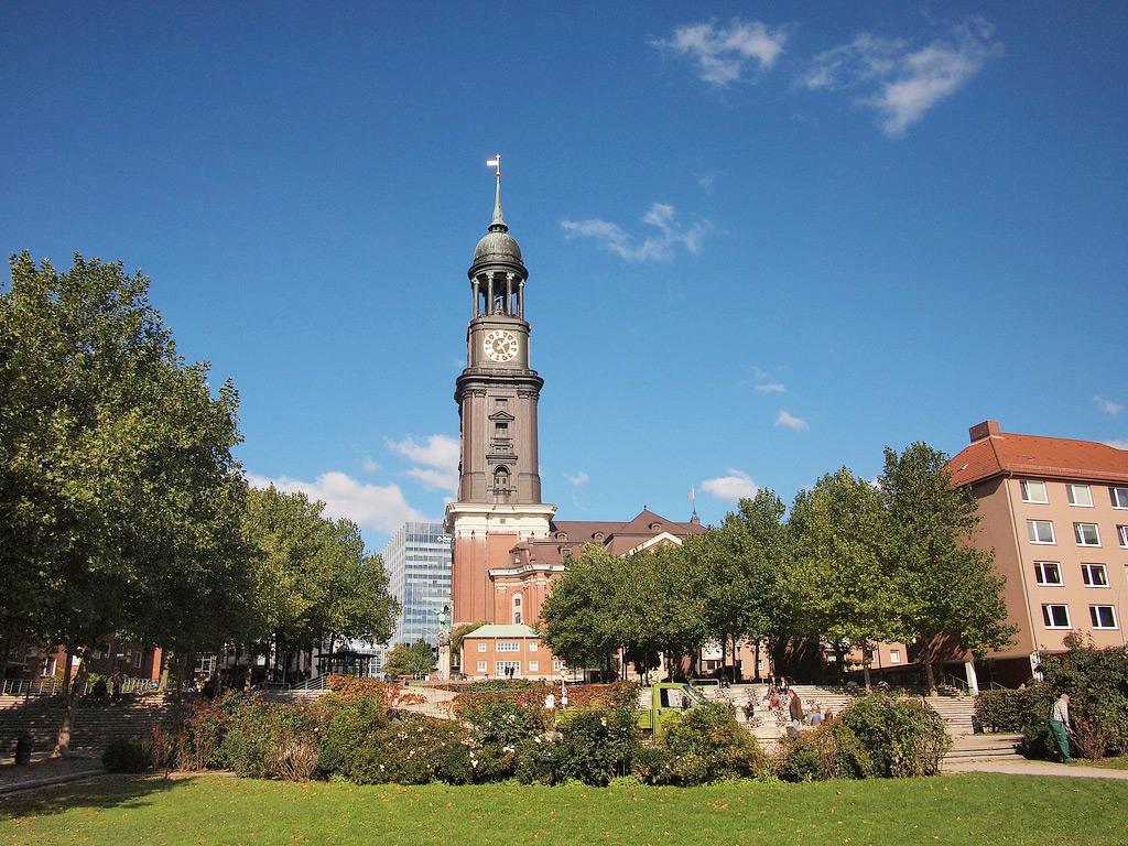 Церковь Святого Михаила, Гамбург