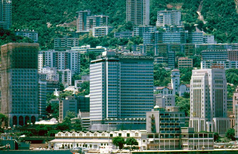Отель Hilton Hong Kong