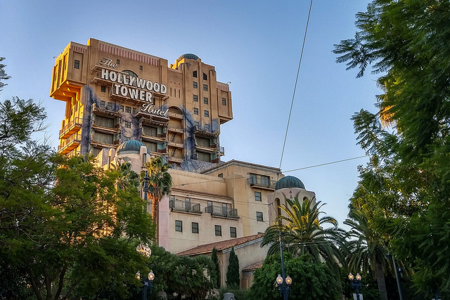 Отель Hollywood Tower