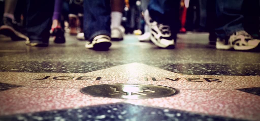 Аллея славы, Голливуд, Лос-Анджелес, штат Калифорния, США