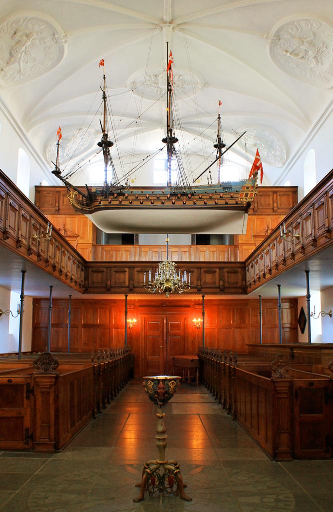 Флотская церковь в Копенгагене