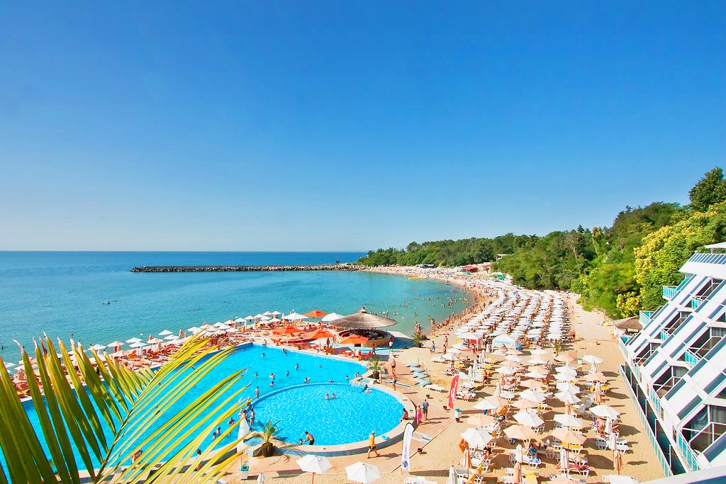 Hotel Rubin, Болгария