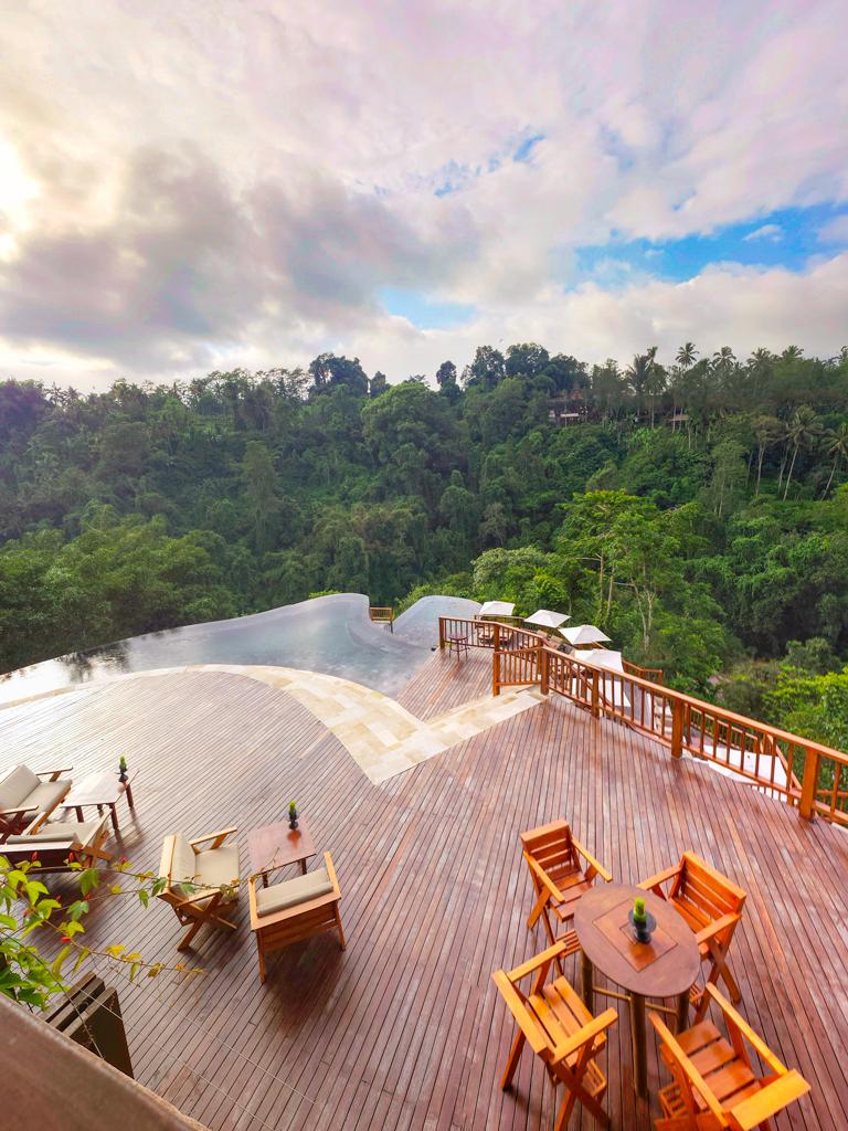 Hotel Ubud Hanging Gardens, Бали, Индонезия