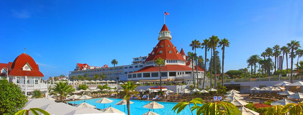 Hotel del Coronado, Сан-Диего, США