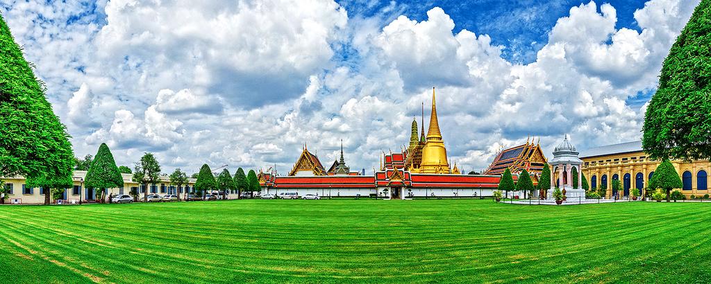 Храм Wat Phra Kaew, Таиланд