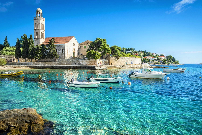 Hvar Отдых в Хорватии туры хорватию хорватия Отдых в Хорватии — 9 курортных мест Адриатического побережья Hvar
