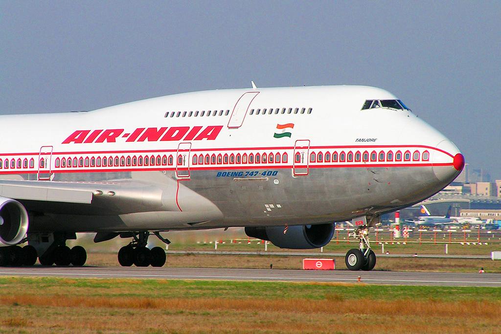 Индийские авиалинии