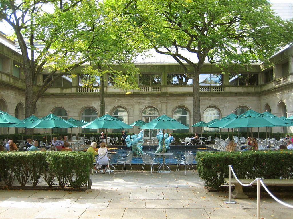 Кафе-ресторан The Garden Café