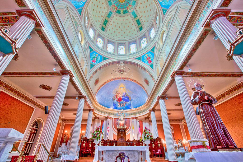 Кафедральный собор Сан Хосе, Коста-Рика