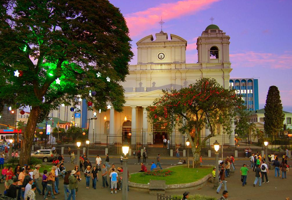 Кафедральный собор в Сан Хосе, Коста-Рика