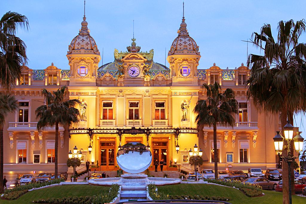 Казино Монте-Карло, Монако