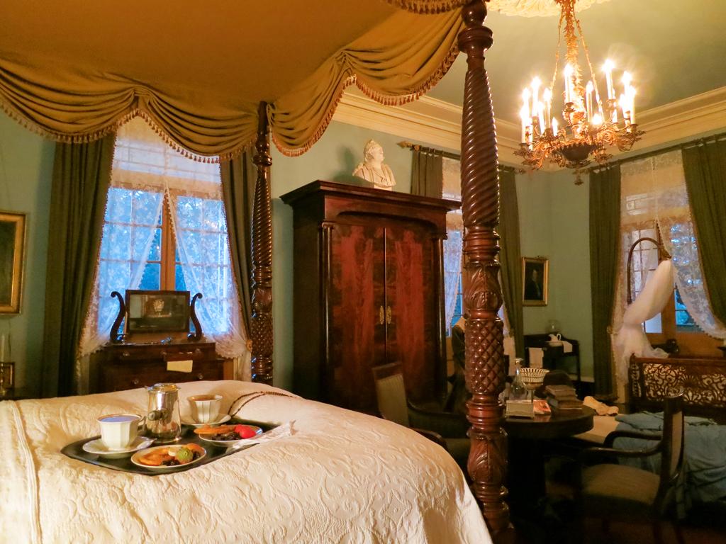 Комната в Oak Alley Plantation Bed & Breakfast, Вачери, Луизиана, США