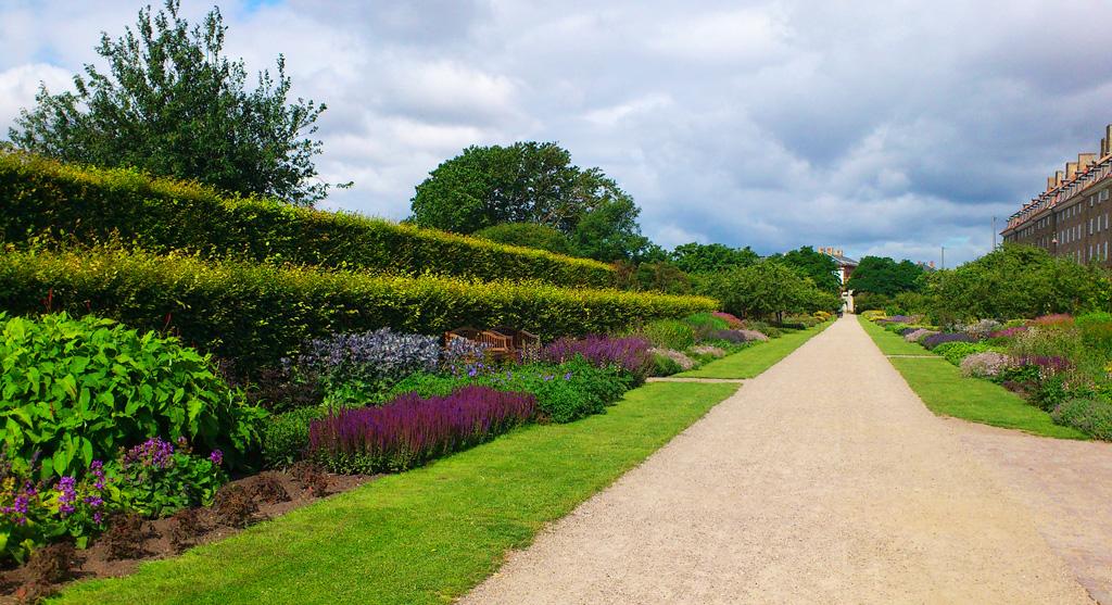 Королевский парк Копенгагена