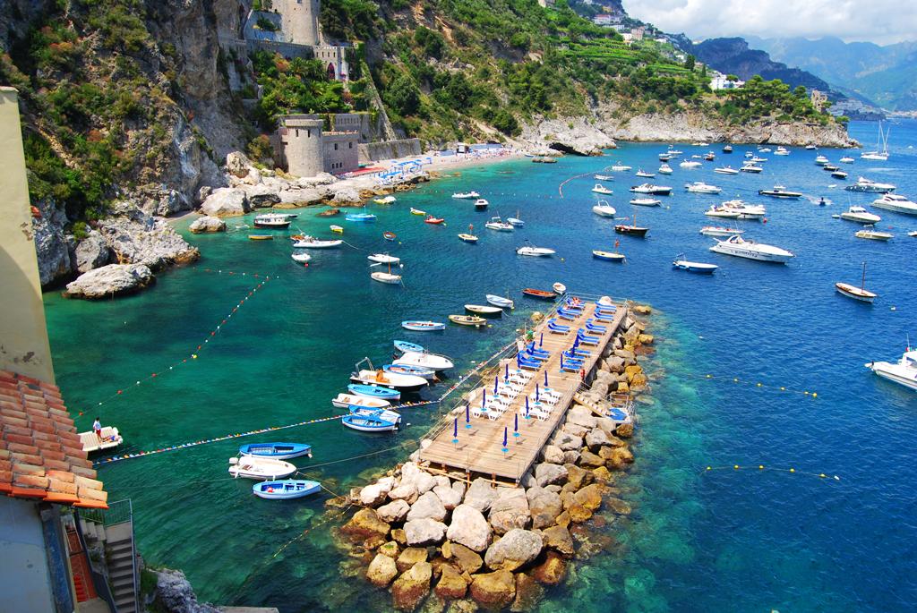 Конка-дей-Марини, Италия