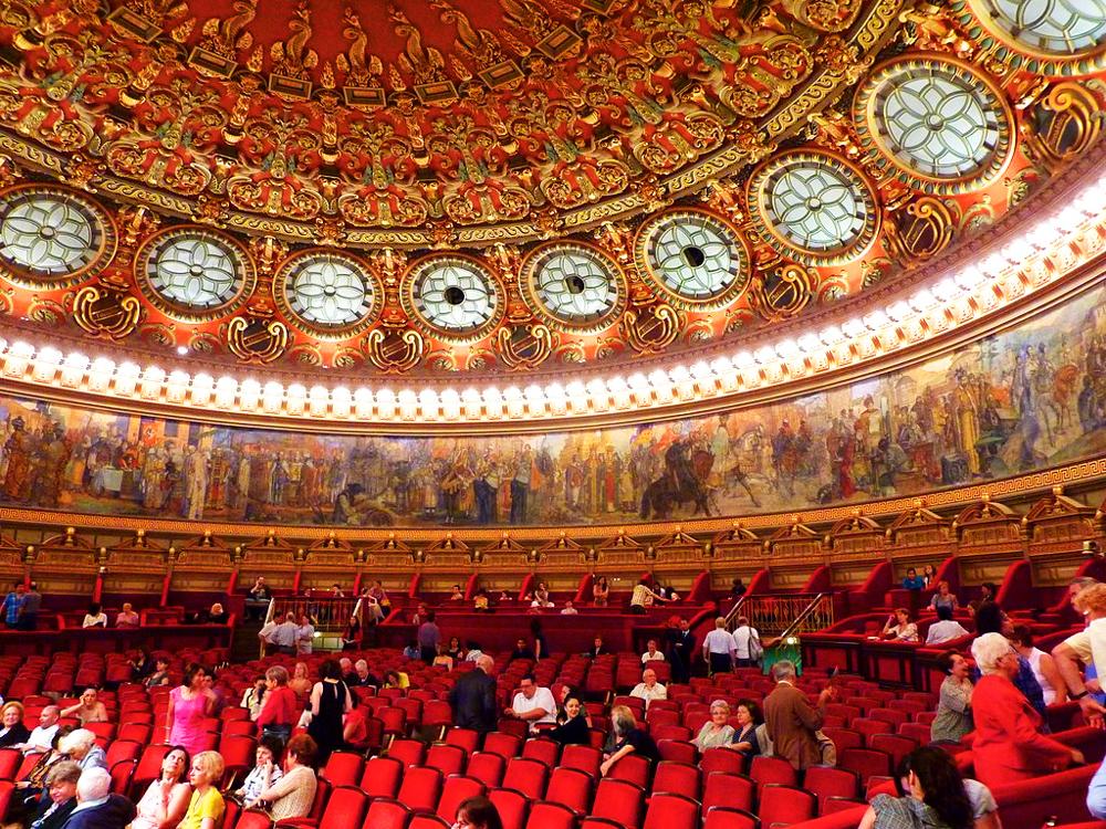 Концертный зал Румынского Атенея, Бухарест