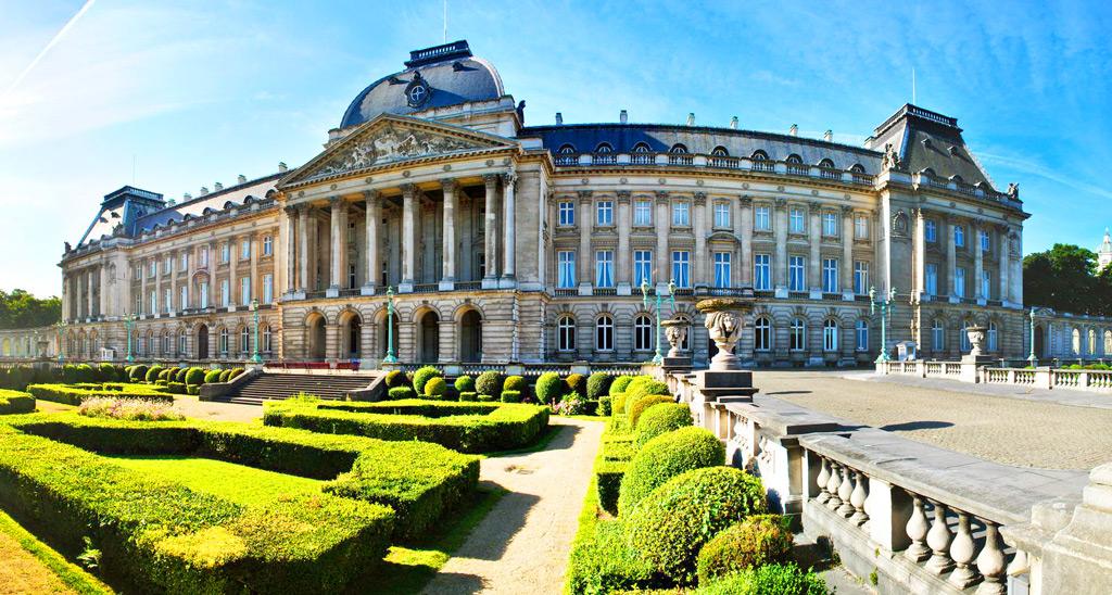 Королевский дворец, Брюссель