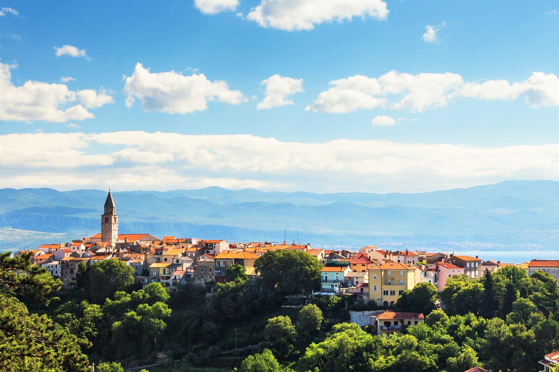 Krk Отдых в Хорватии туры хорватию хорватия Отдых в Хорватии — 9 курортных мест Адриатического побережья Krk