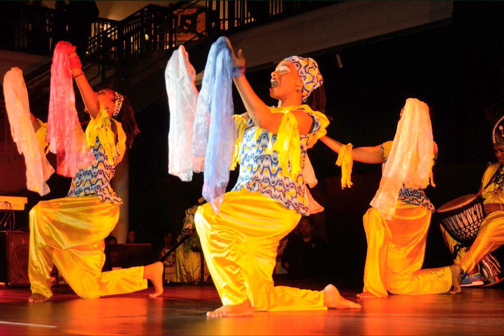 Африканский фестиваль Кванзаа
