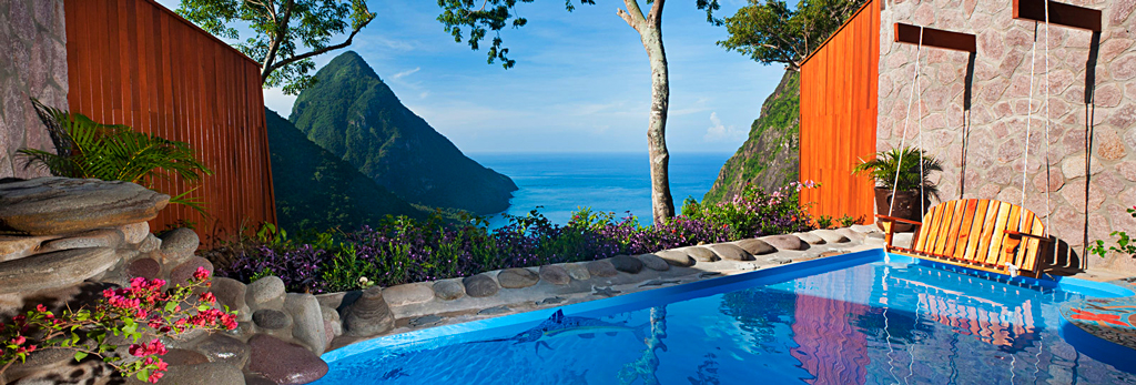 Ladera Resort, Сент-Люсия