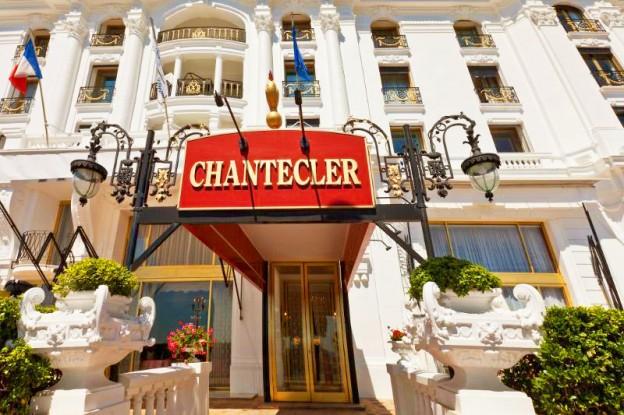 Le Chantecler restaurant