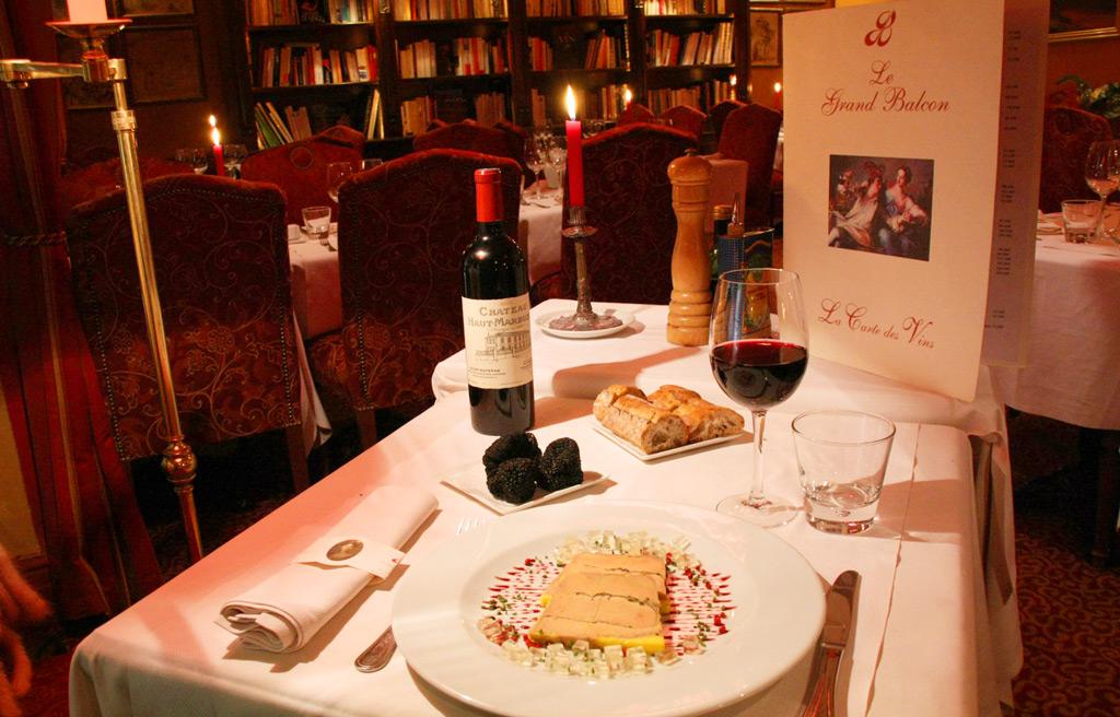 Ресторан Le Grand Balcon