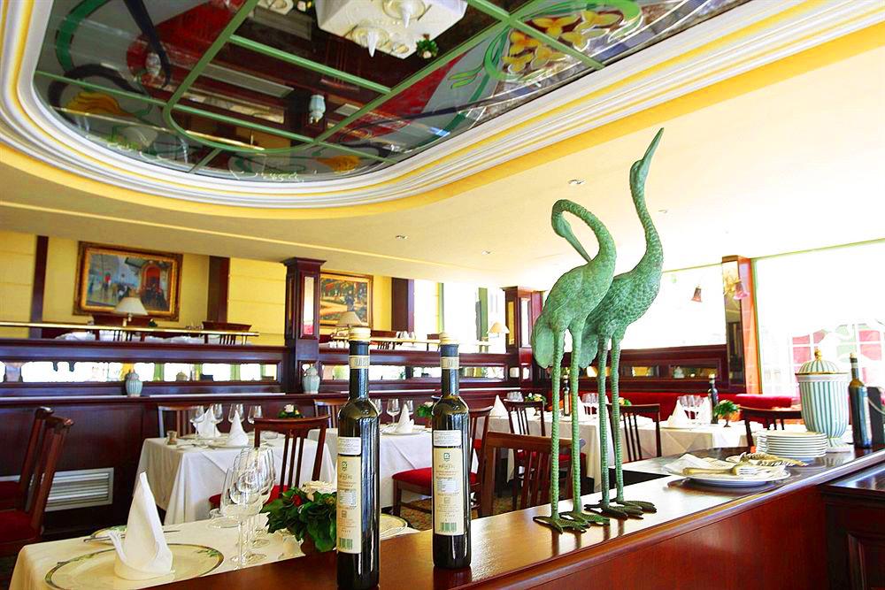 Ресторан Le Siecle