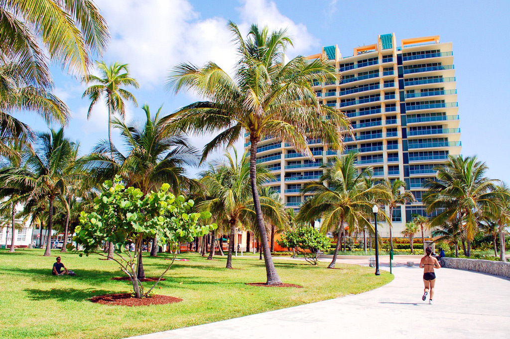 Lummus Park, Майами-Бич
