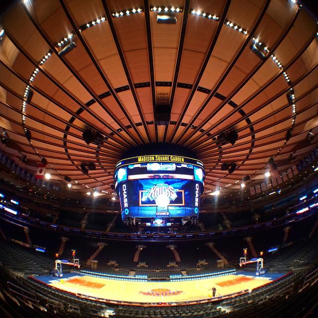 Спортивный комплекс Madison Square Garden