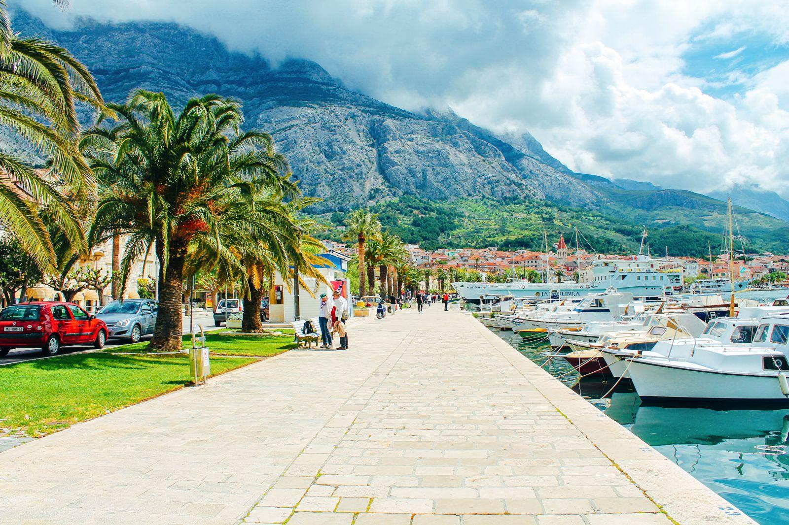 Makarska Riviera Отдых в Хорватии туры хорватию хорватия Отдых в Хорватии — 9 курортных мест Адриатического побережья Makarska Riv 60era