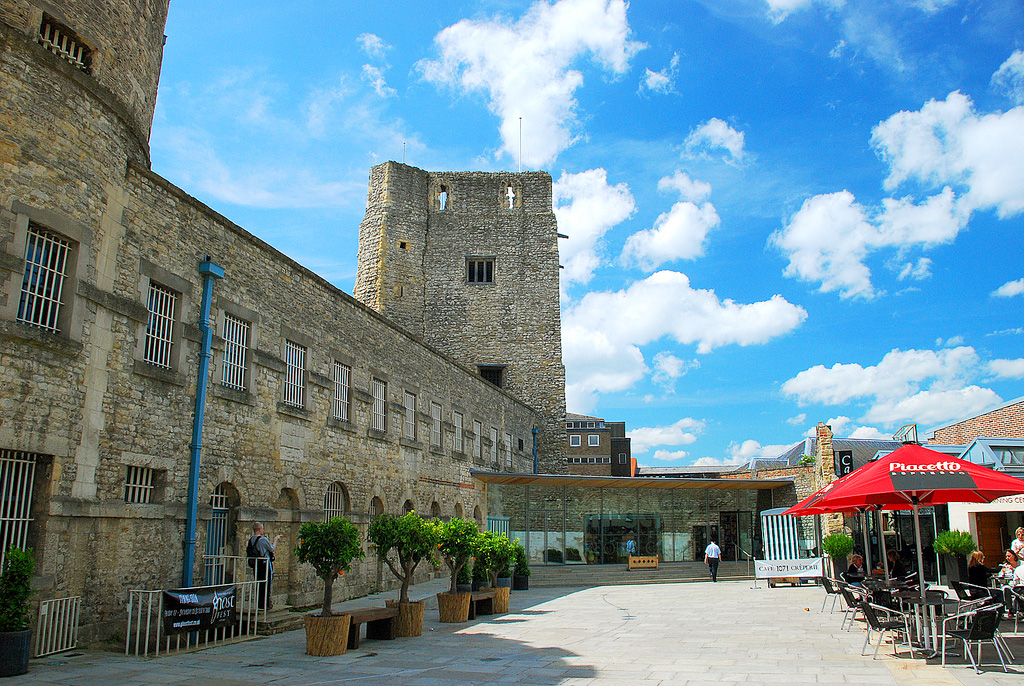 Гостиница Malmaison Oxford Castle в Великобритании