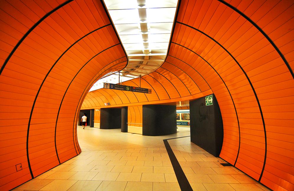 Станция метро Marienplatz, Мюнхен