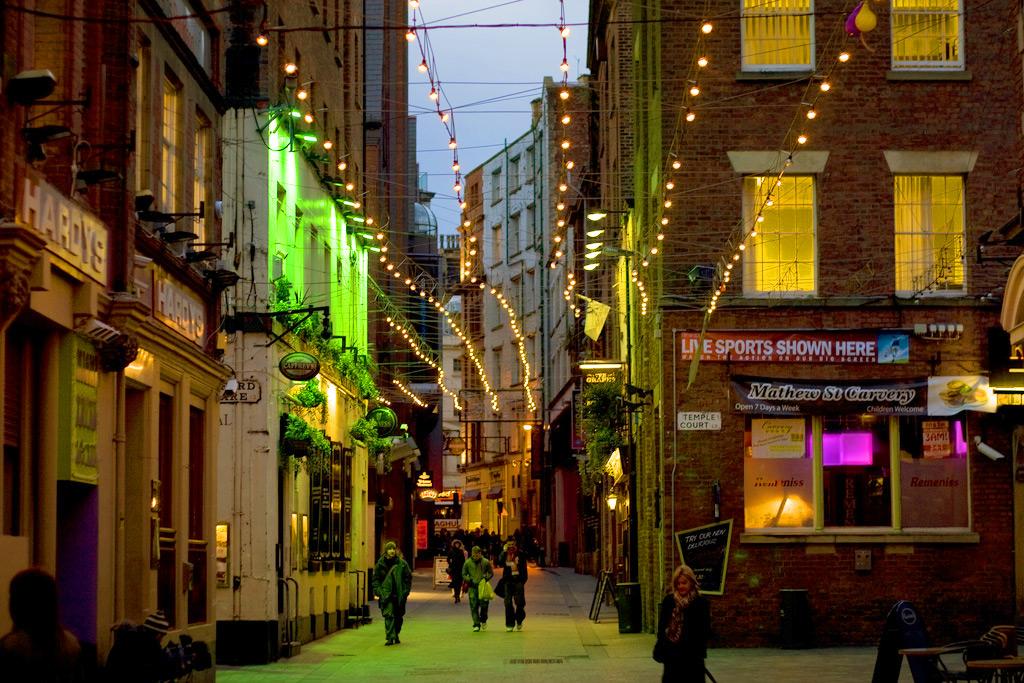 Метью-стрит, Ливерпуль