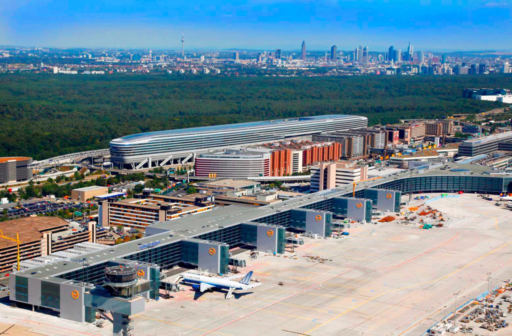 Международный аэропорт Франкфурт-на-Майне, Германия