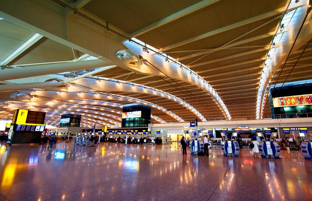 Международный аэропорт Хитроу, Великобритания