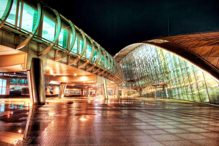Международный аэропорт Инчхон, Южная Корея