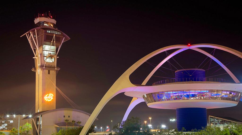 Международный аэропорт Лос-Анджелеса, США