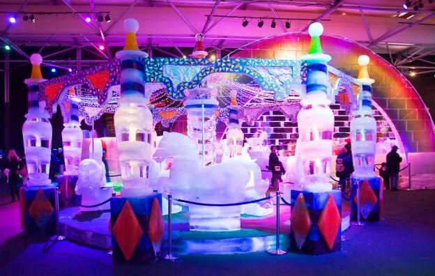 Международный фестиваль льда, Иерусалим
