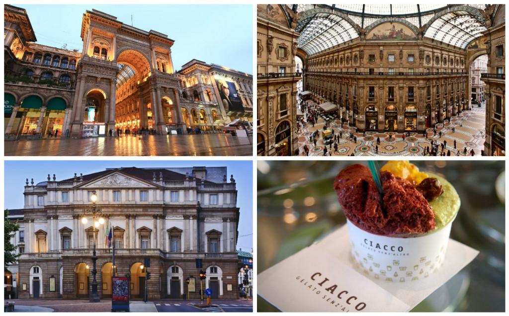 Интересные места Милана