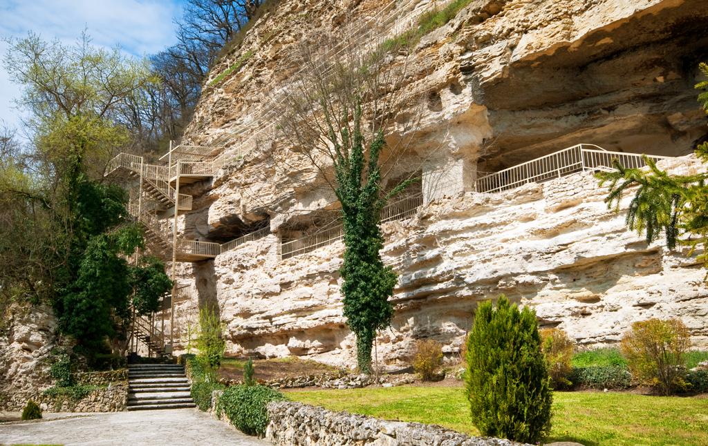 Монастир Аладжа, Золотые Пески, Болгария