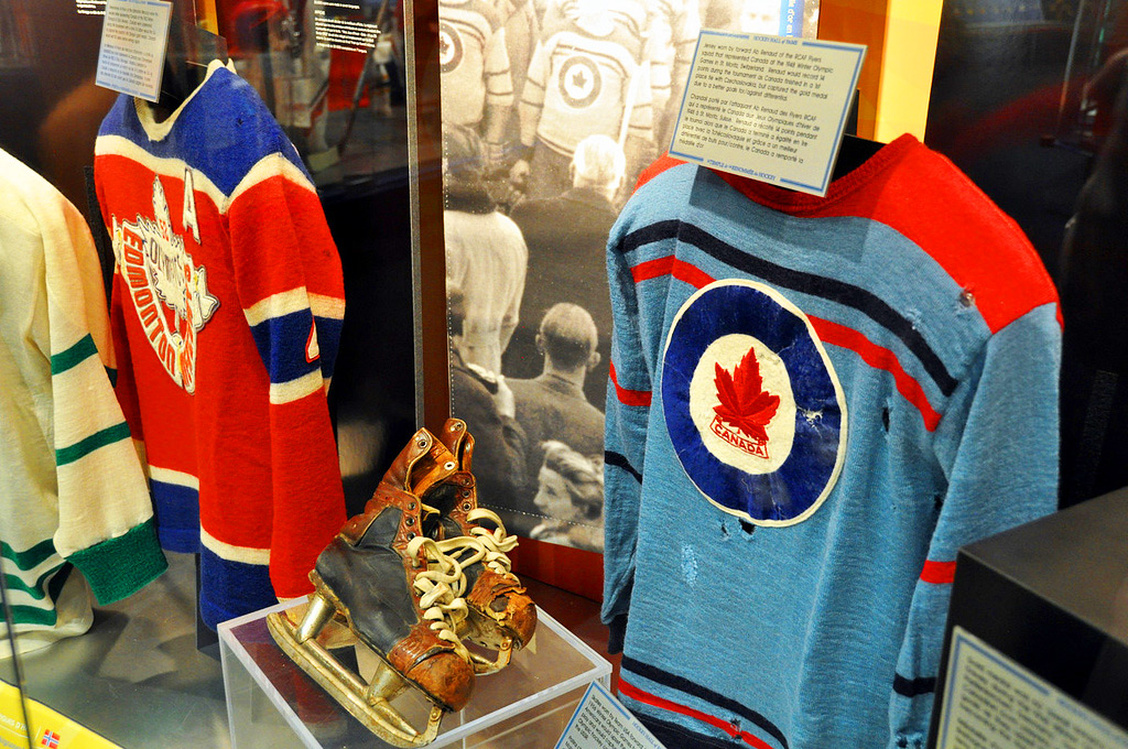 Музей Hockey Hall Of Fame, Торонто