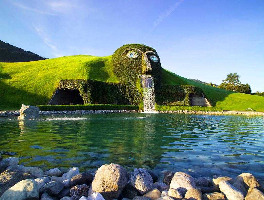 Кристаллические миры Swarovski, Ваттенс, Австрия