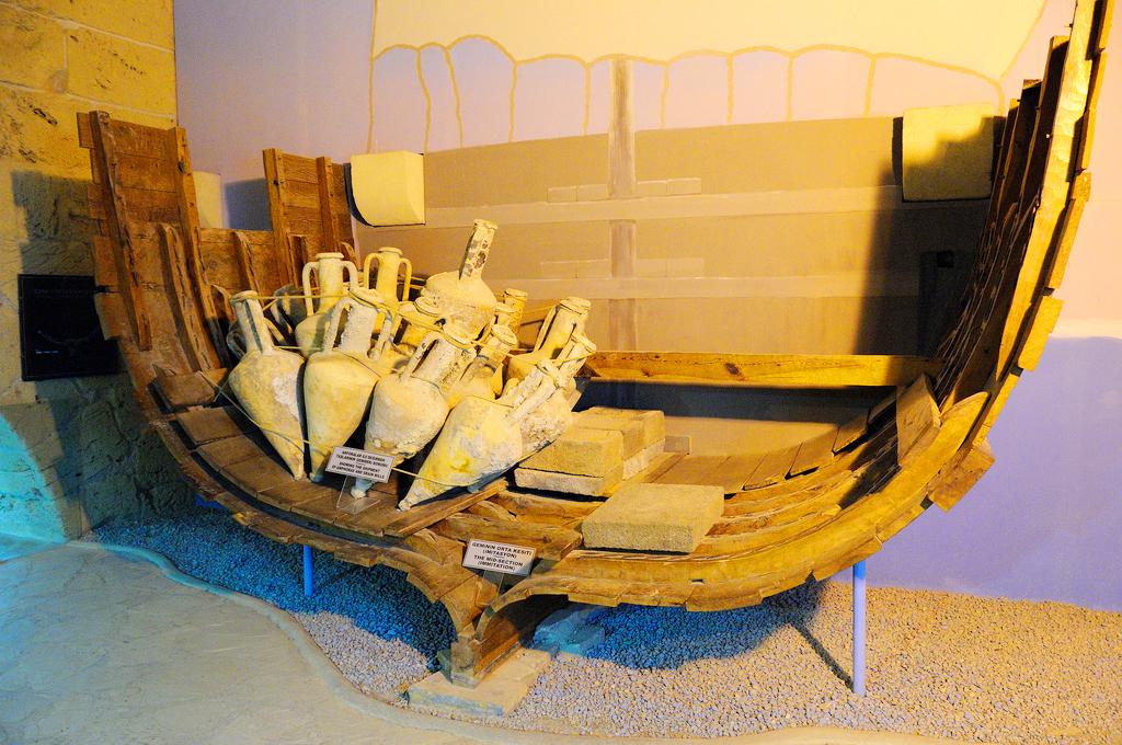 Музей кораблекрушений, Кирения, Кипр