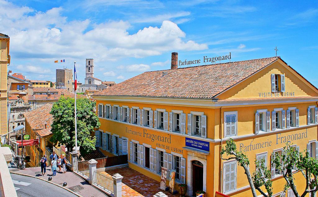 Музей парфюмерии, Грасс, Франция