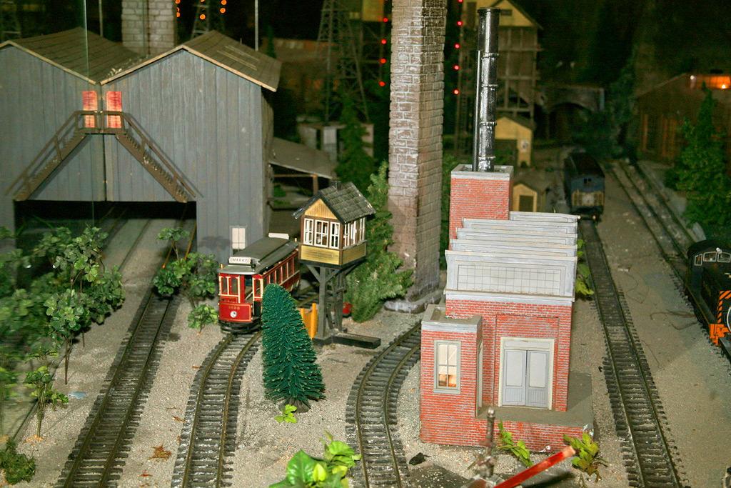 Музей трамваев и поездов, Орландо