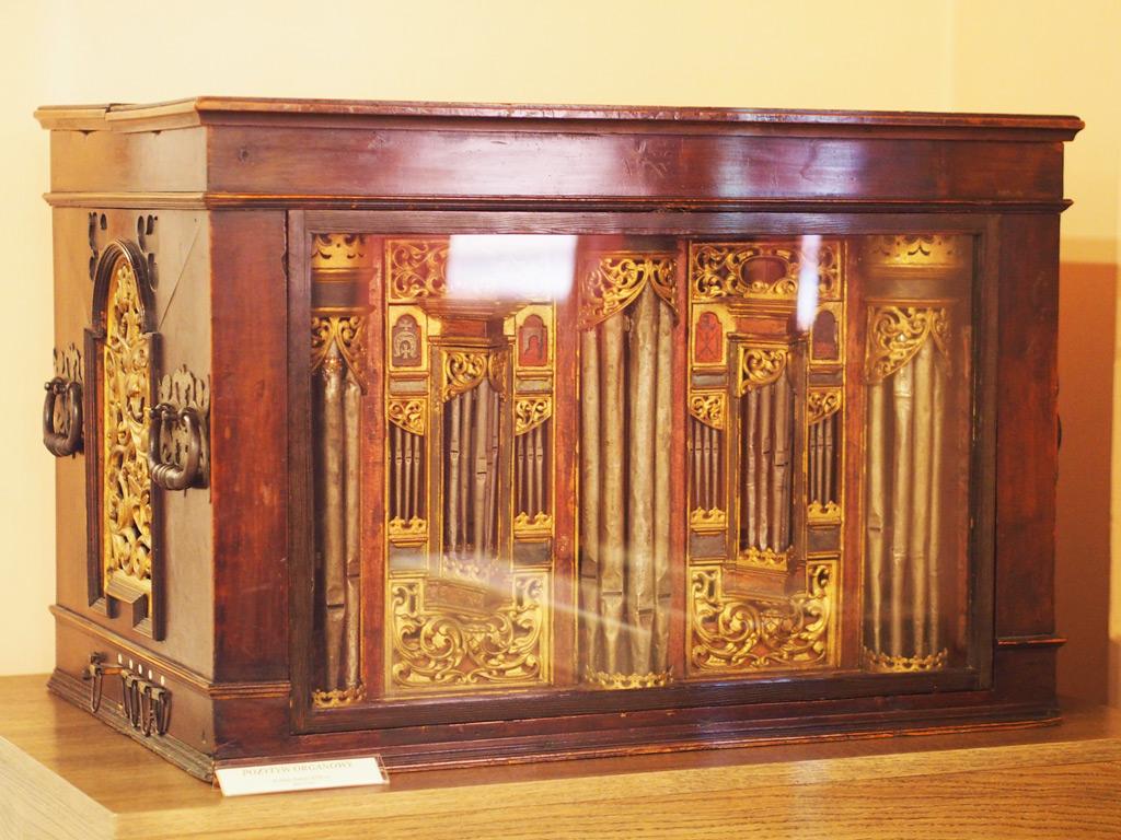 Музыкальный инструмент – музей народных инструментов, Познань
