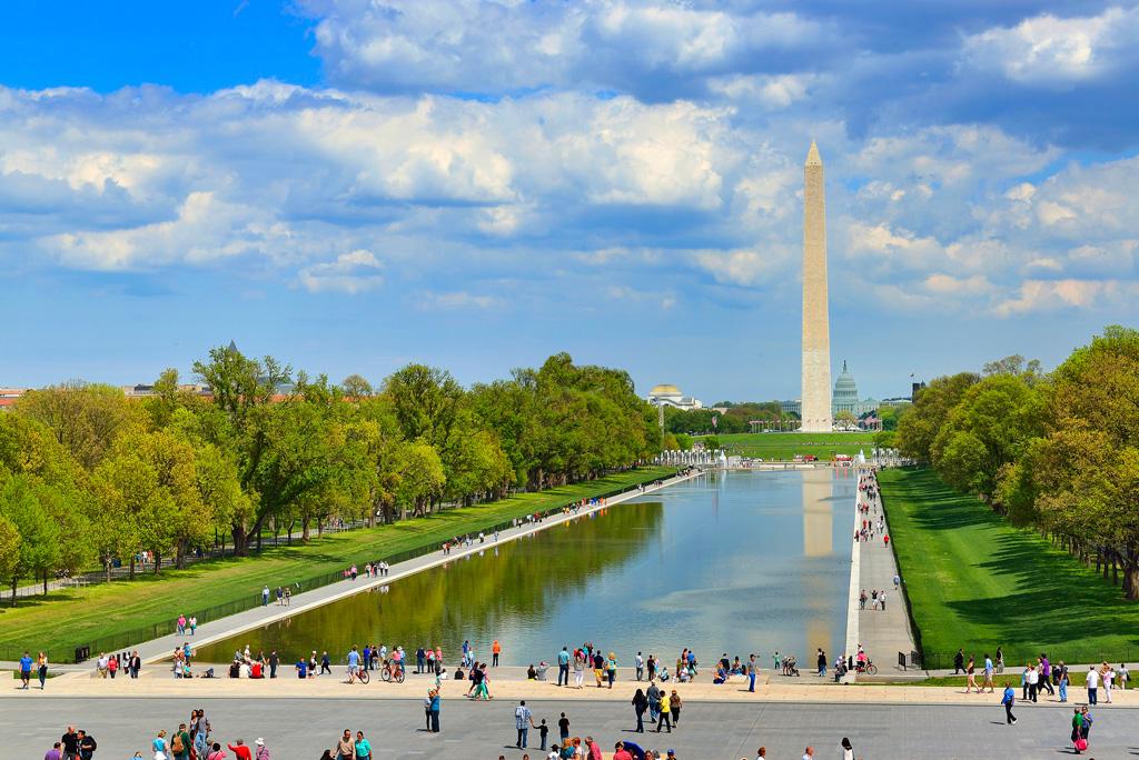 Национальная аллея, штат Вашингтон
