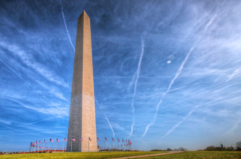 Национальная аллея, штат Вашингтон, США