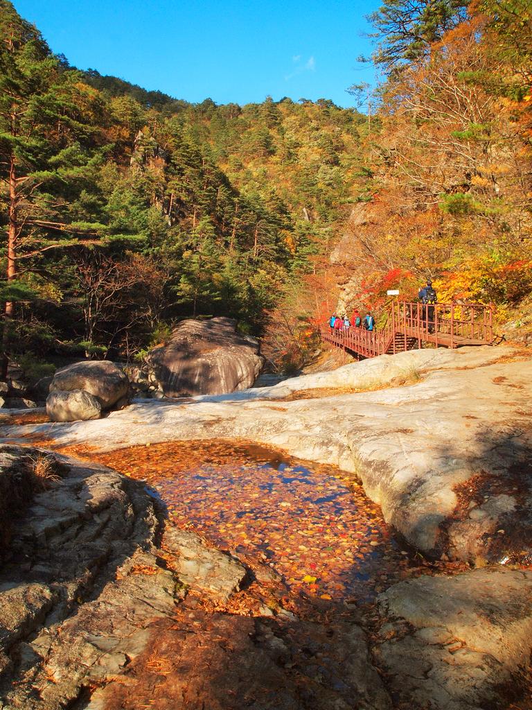 Национальный парк Одэсан, Южная Корея