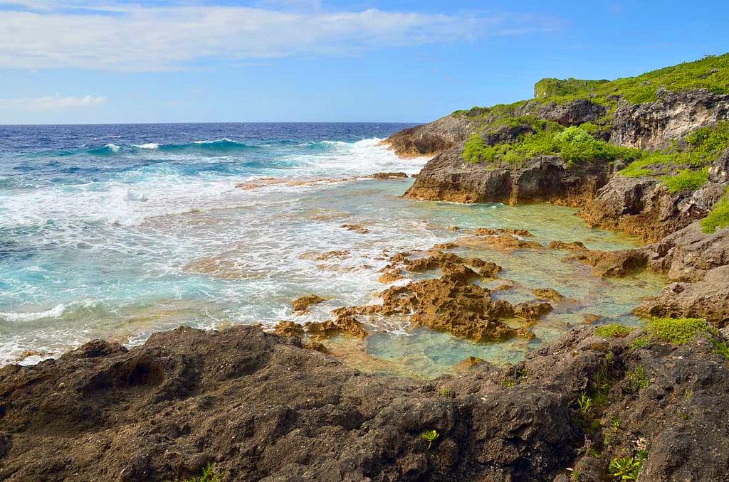 Коралловый остров Ниуэ